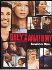 Grey's Anatomy: Season One [2 Discs] (DVD) (Enhanced Widescreen for 16x9 TV) (Eng)