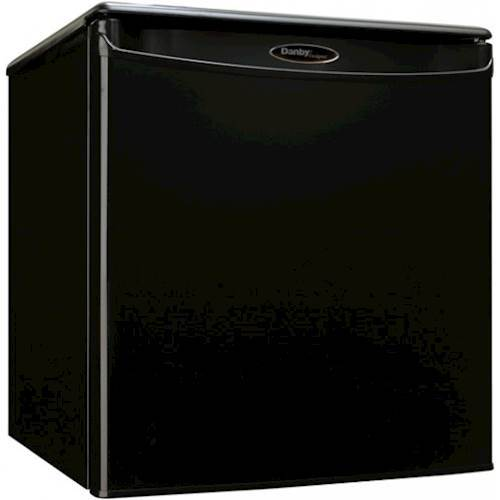 Danby - 1.7 Cu. Ft. Compact Refrigerator - Black