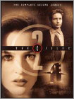 X-Files: Second Season [7 Discs] (DVD) (Eng/Fre)