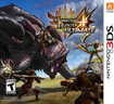Monster Hunter 4 Ultimate - Nintendo 3DS