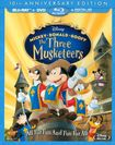 The Three Musketeers [10th Anniversary] [blu-ray] 7620158