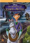 The Adventures Of Ichabod And Mr. Toad (dvd) 7620176