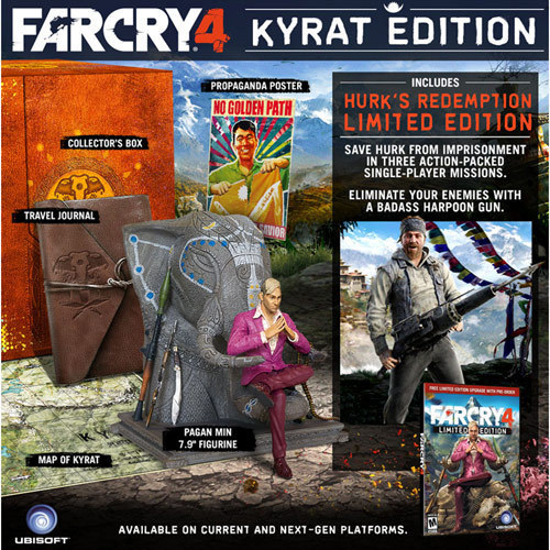 Far Cry 4: Kyrat Edition - Xbox One