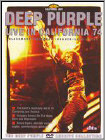 Deep Purple: Live in California '74 (DVD) (Eng)