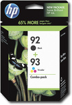 HP - 92/93 Photo Inkjet Cartridge Combo Pack - Black, Multicolor