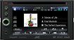"JVC - 6.1"" - CD/DVD - Apple® iPod®-Ready - In-Dash Receiver"