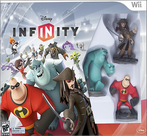 Cheap Video Games Stores Disney Infinity Starter Pack - Nintendo Wii