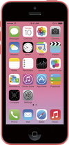 Apple® - iPhone 5c 8GB Cell Phone - Pink (Sprint)