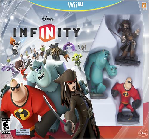 Cheap Video Games Stores Disney Infinity Starter Pack - Nintendo Wii U