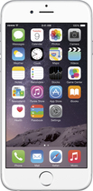 Apple® - iPhone 6 128GB - Silver (AT&T)