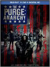 The Purge: Anarchy (Blu-ray Disc) (2 Disc) (Ultraviolet Digital Copy) (Eng/Fre/Spa) 2014
