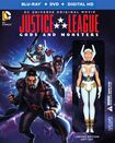 Justice League: Gods And Monsters [deluxe Edition] [includes Digital Copy] [with Figurine] (blu-ray) 7649114
