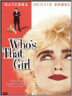 Who's That Girl? (DVD) (Enhanced Widescreen for 16x9 TV) (Eng/Fre) 1987