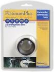 Sunpak - Platinum Plus 37mm 2.0x Tele Conversion Lens - Black