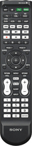 Sony - 7-Function Preset Remote - Black