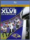 NFL: Super Bowl XLVII Champions - Baltimore Ravens (Blu-ray Disc) (Enhanced Widescreen for 16x9 TV) (Eng) 2013