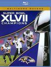 Nfl: Super Bowl Xlvii Champions - Baltimore Ravens [blu-ray] 7689122
