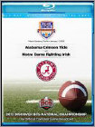 2013 Discover BCS National Championship Game (Blu-ray Disc) (Enhanced Widescreen for 16x9 TV) 2013