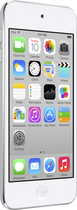 Apple - iPod touch® 16GB MP3 Player (5th Generation - Latest Model) - White/Silver