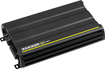Kicker - CX Series 1200W Class D Mono Amplifier with Variable Low-Pass Crossover - Black