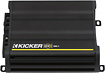 Kicker - CX Series 300W Class D Mono Amplifier with Variable Low-Pass Crossover