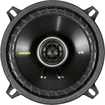 "Kicker - 5-1/4"" Coaxial Car Speakers with Polypropylene Cones (Pair) - Black"