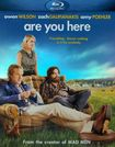 Are You Here [blu-ray] 7711054