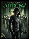 Arrow: The Complete Second Season [5 Discs] (DVD) (Boxed Set) (Eng/Por)