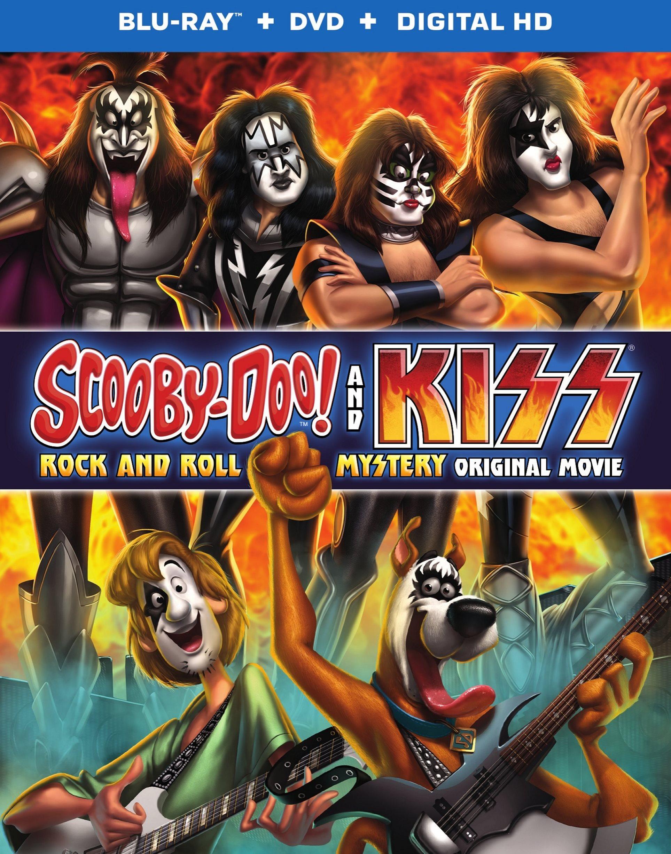 Scooby-doo! & Kiss: Rock & Roll Mystery [2 Discs] [blu-ray/dvd] 7715041