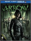 Arrow: The Complete Second Season [9 Discs] (Blu-ray Disc) (Enhanced Widescreen for 16x9 TV) (Eng/Fre/Spa)