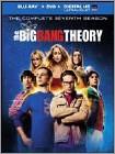 Big Bang Theory: Complete Seventh Season [5 Discs] (Blu-ray Disc) (Enhanced Widescreen for 16x9 TV) (Eng/Por/Spa)