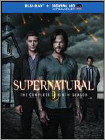 Supernatural: The Complete Ninth Season [4 Discs] (Blu-ray Disc) (Eng/Spa)