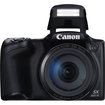 Canon - PowerShot SX400 IS 16.0-Megapixel Digital Camera - Black
