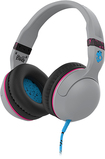 Skullcandy - Hesh 2 Over-the-Ear Headphones - Gray/Pink/Blue
