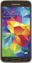 MetroPCS - Samsung Galaxy S 5 4G No-Contract Cell Phone - Gold