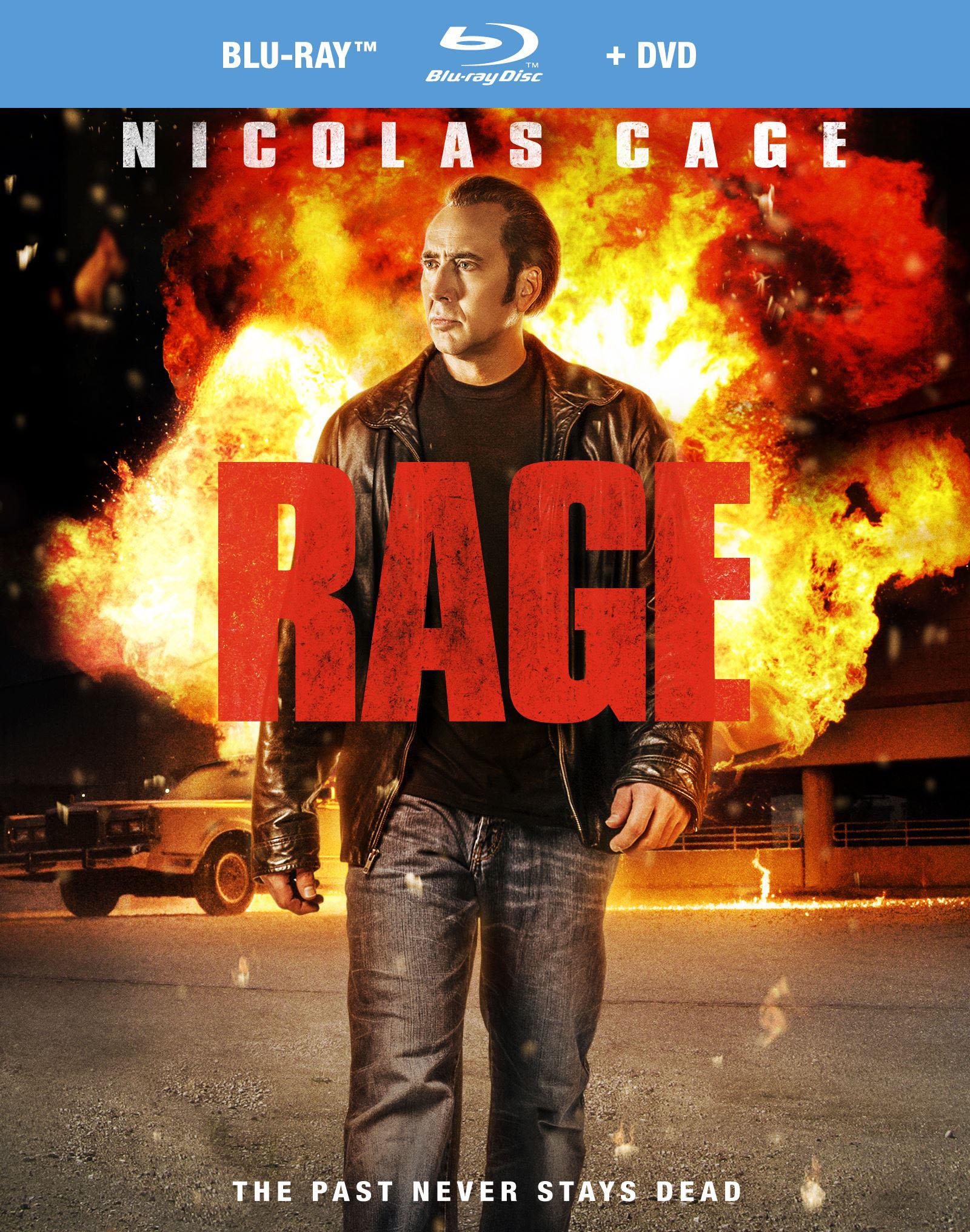 Rage [2 Discs] [blu-ray/dvd] 7732009