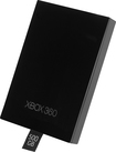 Microsoft - 500GB Media Hard Drive for Xbox 360 - Black