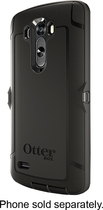 OtterBox - Defender Series Case for LG G3 Cell Phones - Black