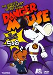 The Danger Mouse: The World's Smallest Secret Agent - The Complete Seasons 5 & 6 (dvd) 7734071