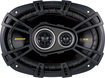 "Kicker - CS694 6"" x 9"" Coaxial Speakers with Polypropylene Cones (Pair) - Black"