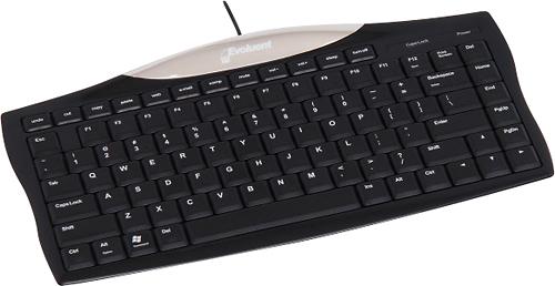 Prestige - Compact USB Keyboard - Black