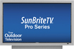 "SunBrite TV - Pro Series 47"" Class (47"" Diag.) - LED - Outdoor - 1080p - 120Hz - HDTV - Silver"