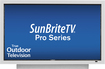 "SunBrite TV - Pro Series 47"" Class (47"" Diag.) - LED - Outdoor - 1080p - 120Hz - HDTV - White"