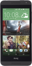 AT&T GoPhone - HTC Desire 610 4G No-Contract Cell Phone - Black