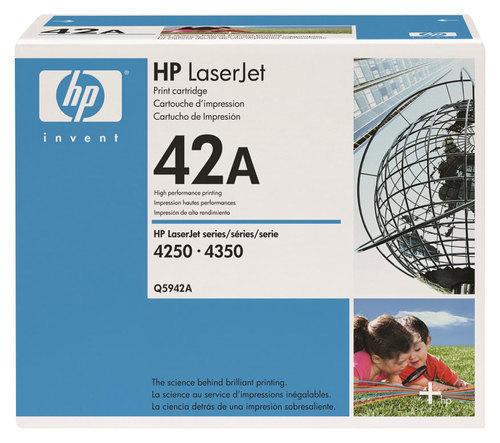 HP - 42A 2-Pack Toner Cartridges - Black