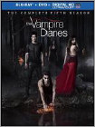 Vampire Diaries: The Complete Fifth Season [9 Discs] (Blu-ray Disc) (Enhanced Widescreen for 16x9 TV) (Eng/Fre/Spa/Por)