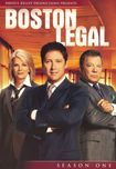 Boston Legal: Season 1 [5 Discs] (dvd) 7765821
