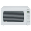 Panasonic - 2.2 cu. ft. Microwave Oven - White