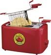 Nostalgia Electrics - Fiesta Series Taco Shell Toaster - Red