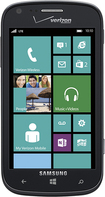 Samsung - ATIV Odyssey 4G LTE Cell Phone - Metallic Silver (Verizon Wireless)